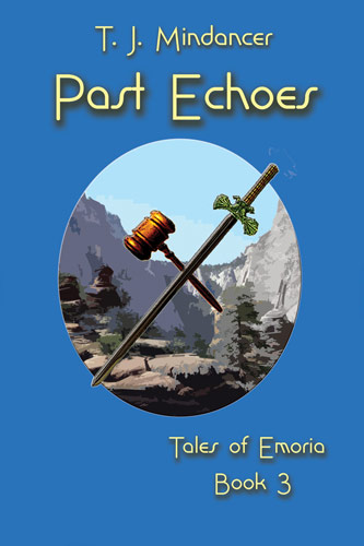 Past Echoes by T.J. Mindancer