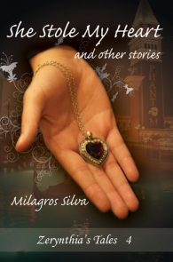 She Stole My Heart by Milagros Silva