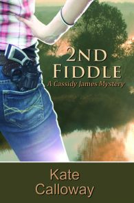 2nd Fiddle by Kate Calloway