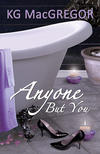 Anyone But You by KG MacGregor
