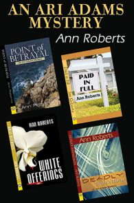 An Ari Adams Mystery Bundle by Ann Roberts