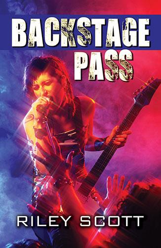 Backstage Pass by Riley Scott