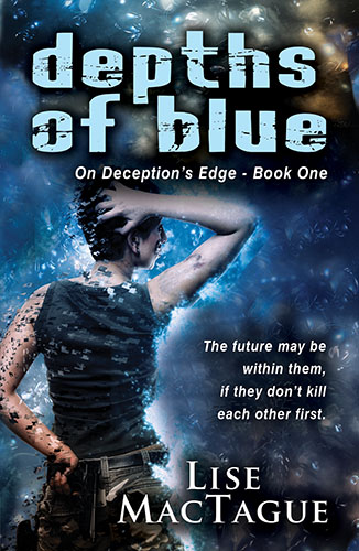 Depths of Blue by Lise MacTague
