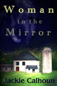 Woman in the Mirror by Jackie Calhoun