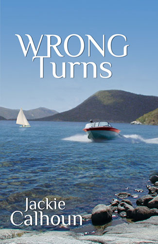 Wrong Turns by Jackie Calhoun
