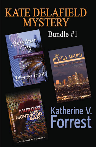 Kate Delafield Series Vol1 by Katherine V. Forrest