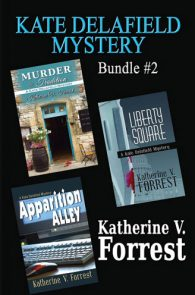 Kate Delafield Series Vol2 by Katherine V. Forrest