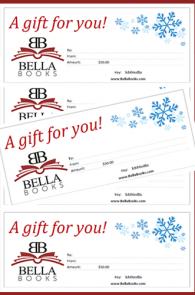 Bella Gift Certificate