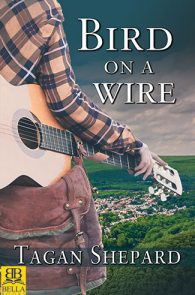 Bird on a Wire by Tagan Shepard