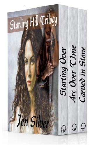 Starling Hill Trilogy by Jen Silver
