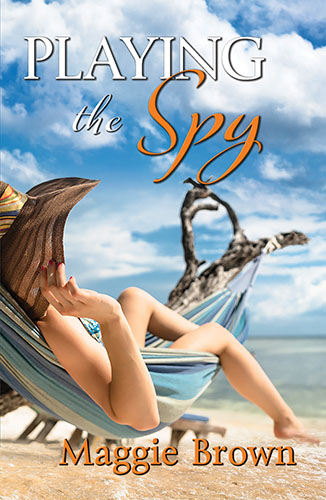 Playing the Spy by Maggie Brown