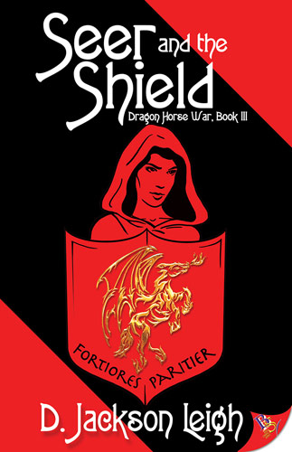 Seer and the Shield by D. Jackson Leigh