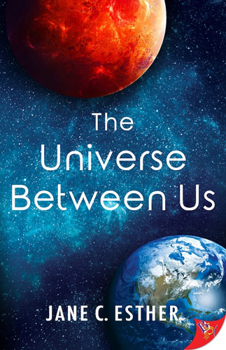 Universe Between Us by Jane C. Esther