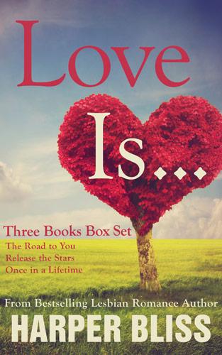 Love Is by Harper Bliss