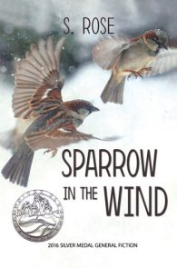 Sparrow in the Wind by S. Rose