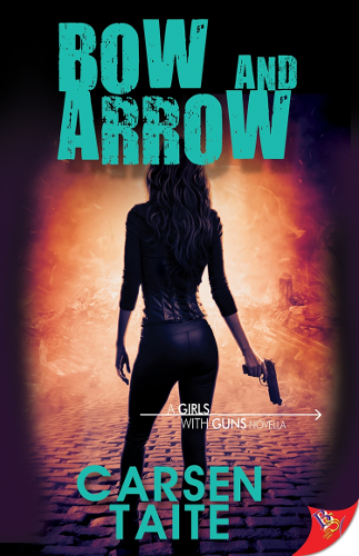 Bow and Arrow by Caresn Taite