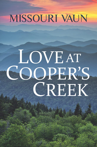 Love at Cooper's Creek by Missouri Vaun