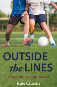 Outside the Lines by Kate Christie