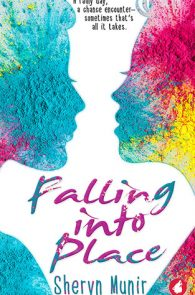 Falling Into Place by Sheryn Munir