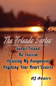 The Friends Series by AJ Adaire