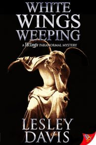 White Wings Weeping by Lesley Davis
