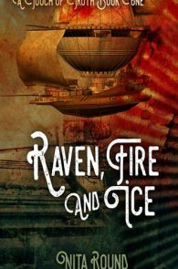 Raven, Fire and Ice by Nita Round