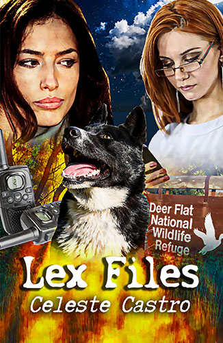 Lex Files by Celeste Castro