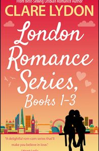London Romance Series Box Set 1-3 by Clare Lydon