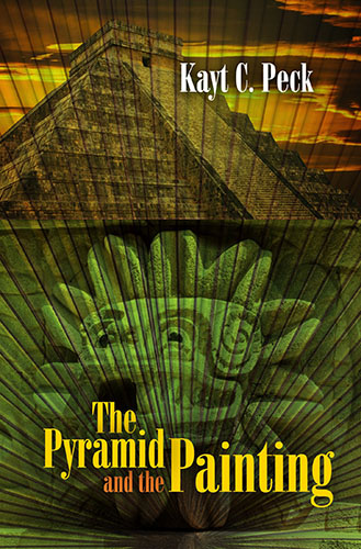 The Pyramid and the Painting by Kayt Peck