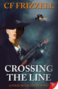 Crossing the Line by CF Frizzell