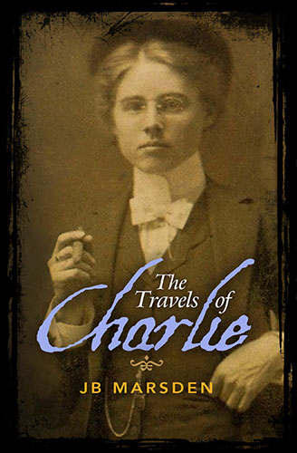 The Travels of Charlie by JB Marsden