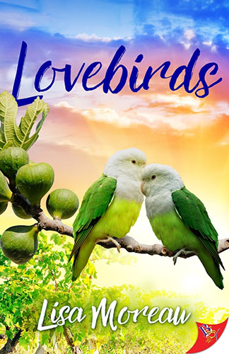 Lovebirds by Lisa Moreau