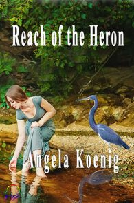 Reach of the Heron by Angela Koenig