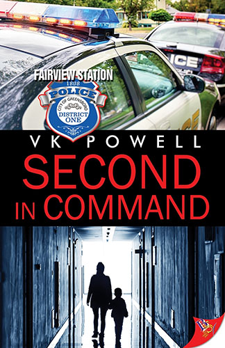 Second in Command VK Powell