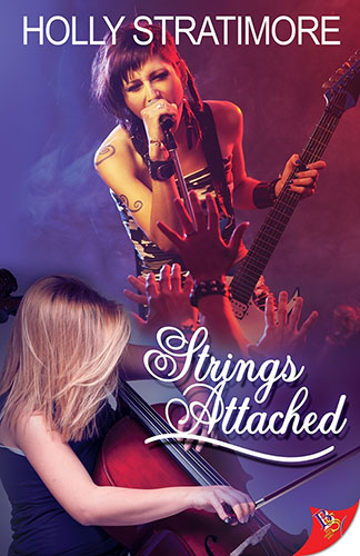 Strings Attached by Holly Stratimore