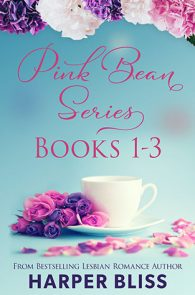 Pink Bean Series Books 1-3 by Harper Bliss