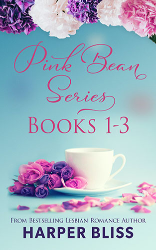 Pink Bean Series Books 1-3 by Harper Bliss