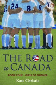 The Road to Canada by Kate Christie