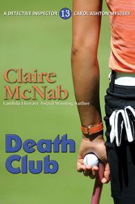 Death Club by Claire McNab