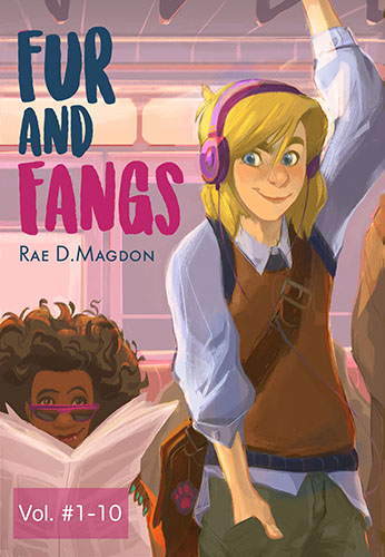Fur and Fangs by Rae D. Magdon