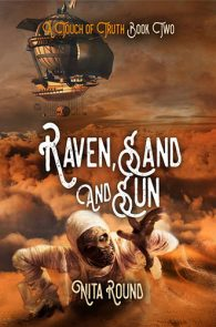 Raven, Sand and Sun by Nita Round