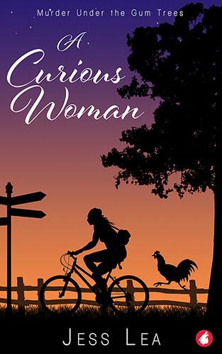 A Curious Woman by Jess Lea
