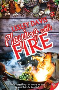 Playing with Fire by Lesley Davis