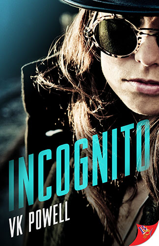 Incognito by VK Powell