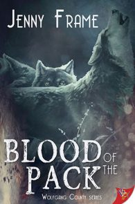 Blood of the Pack by Jenny Frame