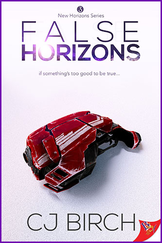 False Horizons by CJ Birch