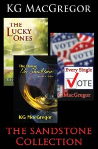 The Sandstone Collection by KG MacGregor