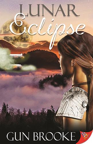Lunar Eclipse by Gun Brooke