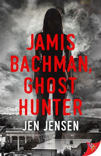 Jamis Bachman, Ghost Hunter by Jen Jensen