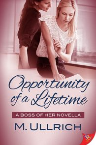 Opportunity of a Lifetime by M. Ullrich